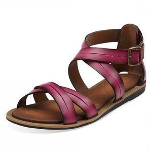 """Clarks """"Billie Jazz"""" Sandals"""